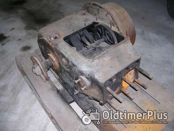 Deutz Motor F2M414 Wasserdeutz Foto 1