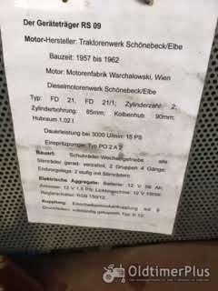 Warchalowski Geräteträger Foto 3