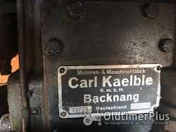 Kaelble 6 W Strassenwalze Foto 12