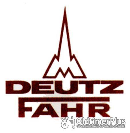 Deutz Suche 06er und DX Schlepper Foto 1
