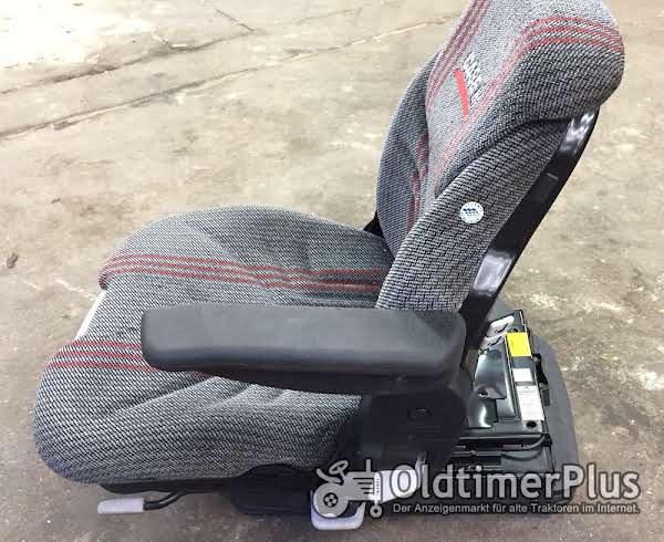 Grammer Sitz Maximo Comfort Plus gebraucht Foto 1