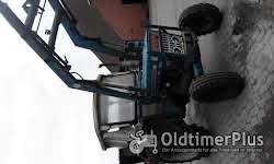 Ford 4000 mit Frontlader Foto 10