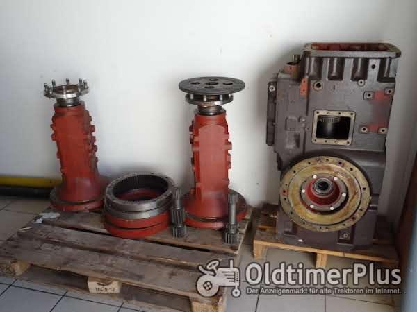 Fiat-Winner Ausgleichsgetriebe mit Achstrichter für Fiat Winner F100 Foto 1
