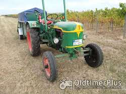 Deutz Oldtimer Traktor F2L612 photo 7
