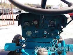 Hanomag Trecker Tracktor Hanomag 217 S mit 6 kmh zulassung Foto 13