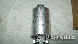 Bosch 0336101004 BLINKGEBER 6V 15 oder18W neu Foto 3