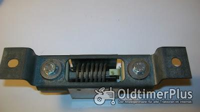 Bosch 0 251 103 007 Vorglühwiederstand für KHD F und L 312 /814 /914 Foto 2