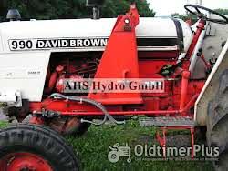 Calzoni Rcd Lenkung Hydraulische Lenkung David Brown 990, 996, 885, 880 u.a. Foto 2