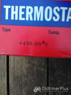 IHC Mc Cormick Thermostaat McCormick IHC 423 Foto 2