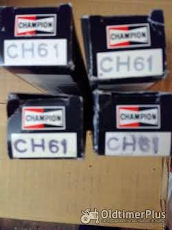 mercedes 4x Champion Glühkerze CH61  w114 w115 ponton usw. Foto 3