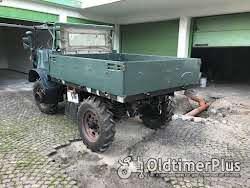 Mercedes unimog 411 Foto 4
