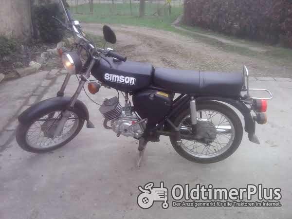 Simson S51B1-4 Foto 1