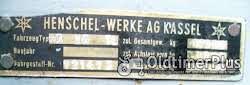Henschel LKW HS 20 TL Foto 9