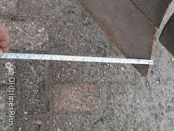 Rud Sack 2 schaaar ladder ploeg Foto 7