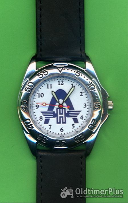 Hanomag Rheinstahl Armbanduhr Foto 1