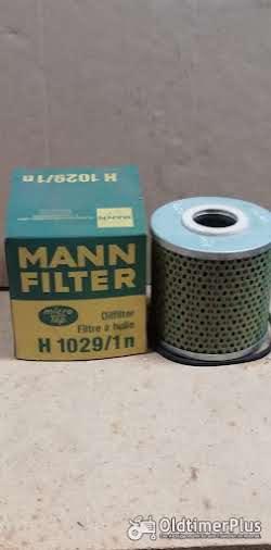 Mann 3 Ölfilter H1029/1n Foto 2