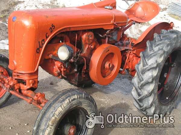 Same O.T.O Melara C 25 R 4 HR Schlepper Foto 1