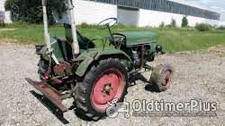 LANZ HeLa Hermann Lanz Bulldog Bj. 1958 18PS und 2 Zylinder - Ausführung. Foto 4