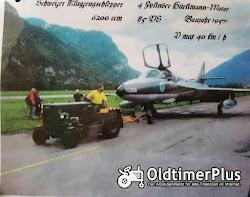 Sonstige VEVEY ACMV 651 Flugzeugschlepper Foto 2