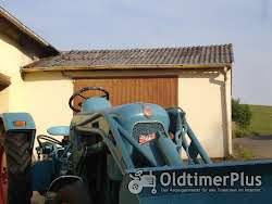 Eicher Smalspur Weinberg traktor Foto 6