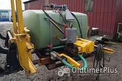 Fricke Spritze Fribiel 3 - 800 L für Unimog DK 60 - Aufbauspritze Foto 2