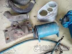 Fordson Major Verschiedene Ersatzteile für einen Foto 7