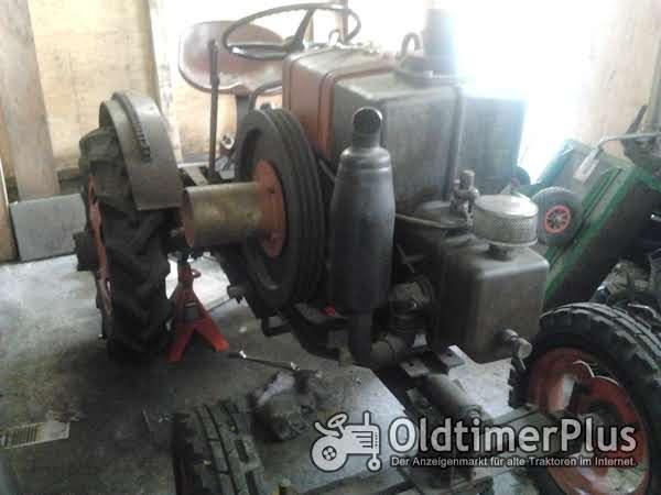 Güldner Verdamfer Traktor Foto 1