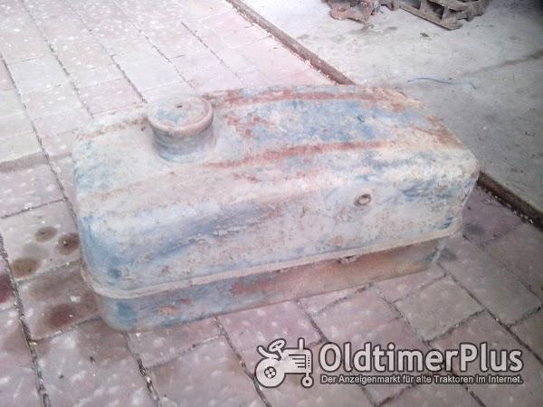 Hanomag R45 Dieseltank Tank Foto 1