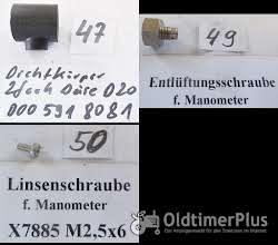 Holder Feldspritze, Feldspritzgestänge, Ersatzteile, Sortiment B Foto 7