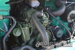Mercedes Unimog 417 Agrar mit OM 366 Motor, Restauriert, Cabrio Umbau, Einzigartig Foto 5
