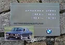 Betriebsanleitung BMW 3.0 CS / CSi 1973 E9 Coupé Foto 8