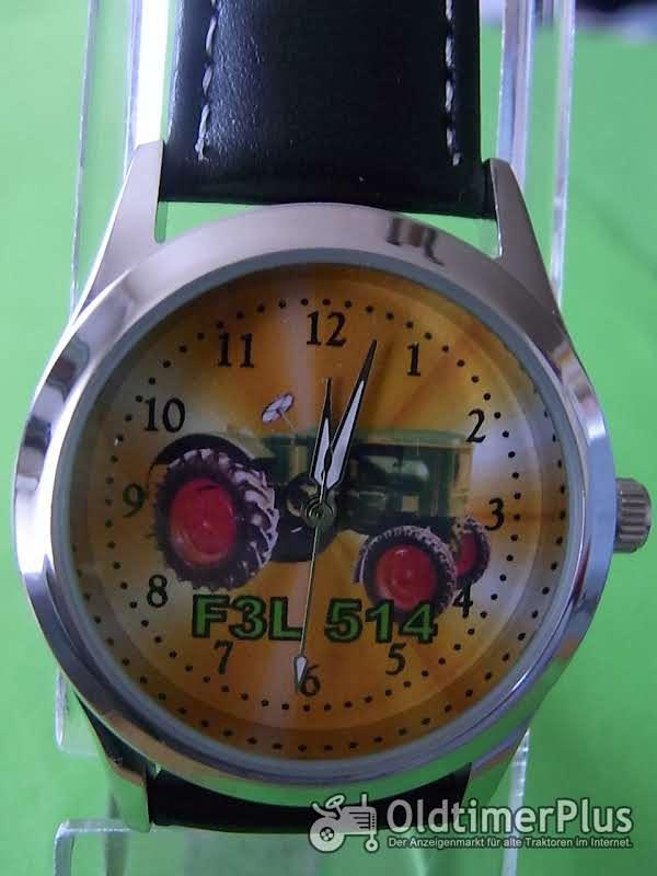 Deutz F3L 514 Armbanduhr Foto 1