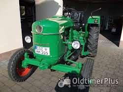 Deutz Traktor Deutz D25.2