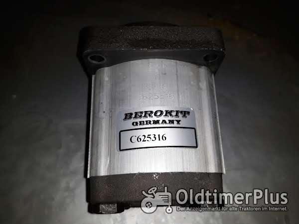Berokit Hydraulikpumpe Foto 1