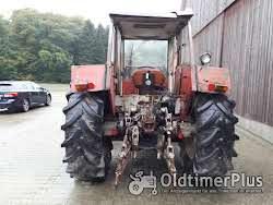 Schlüter Super 1250 mit Frontlader Foto 10