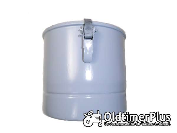 Deutz Luftfiltertopf für -Schlepper, -Motor Foto 1
