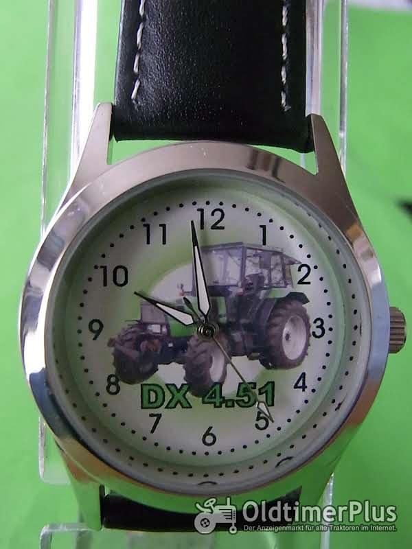 Deutz DX 4.51 Armbanduhr Foto 1