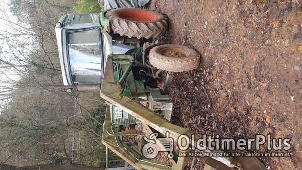 Fendt Farmer FW 238 S Turbomatik mit Frontlader Foto 1