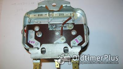 Bosch 0190311004 neu Regler NEU 14 Volt 16A Foto 2
