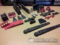 FAHR Fahr Ersatzteile für Mähbalken siehe Fotos Foto 4
