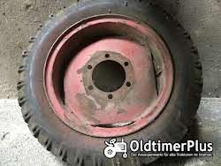 Continental Frontreifen für Traktor 6.50-20 AS Foto 2