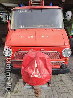 Opel Blitz 1,9 Feuerwehr Foto 3