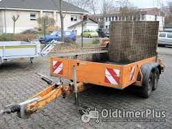 Klagie Profi PKW Anhänger, gebremst, Rampe, Transport, Garten, Holz, Landwirtschaft, Möbel, Foto 2