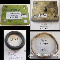 Claas Mähdrescher, Presse, Perkins-Motor, Ersatzteile, Sortiment D Foto 10