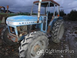 Sonstige Tracteur Leyland 4x4 Foto 2