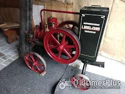 Sonstige Lokomobil Standmotor Hersteller die tschechische Firma L. Benz