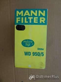 MANN Ölfilter Arbeitshydr. WD 950/5
