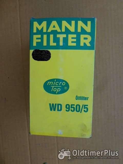 MANN Ölfilter Arbeitshydr. WD 950/5 Foto 1