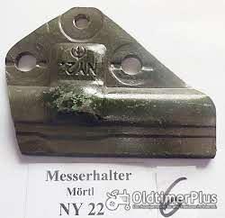 Mörtl, Stockey & Schmitz, Mähwerk, Fingerbalkenmähwerk, Schleppermähwerk. Ersatzteile, Messerklingen Foto 3