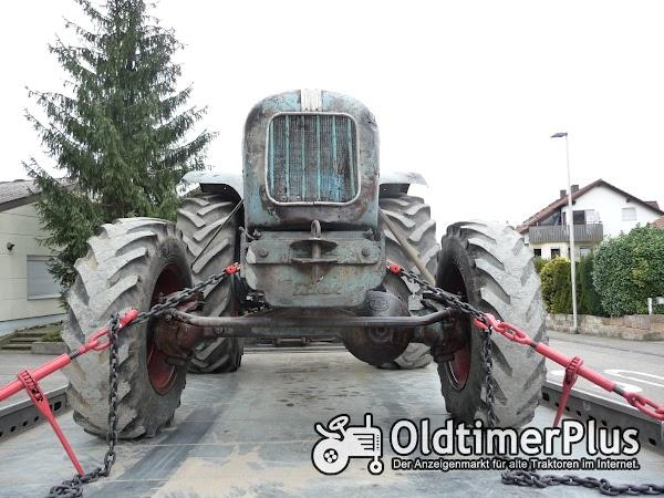 Transporte Überführungen Rückholdienst Einzeltransporte Eiltransport Trecker Traktor Eicher Foto 1